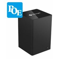 deo snemalnik NVR IP MILESIGHT H.265 4K PoE MINI NVR, 9-kanalni, HDMI, črn