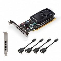 Grafična kartica Quadro P620 DVI 2GB PNY, VCQP620DVI-PB