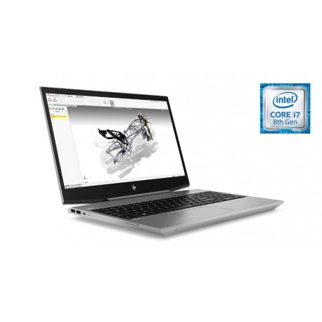Prenosnik HP ZBook 15v G5, i7-8750H, 16GB, SSD 256, P600, W10P (2ZC56EA)