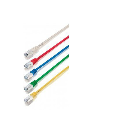 Priključni kabel za mrežo Cat5e UTP 0.5m rumen, Digitus