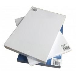 Karton za vezavo reliefni Klipko A4, 230g, bel, 100 kos
