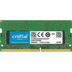 Pomnilnik SODIMM DDR4 16GB 2666 Crucial (CT16G4SFD8266)