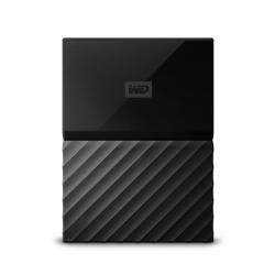 Zunanji trdi disk 2.5 2TB USB 3.0 WD MY Passport 2.0, črn, WDBS4B0020BBK
