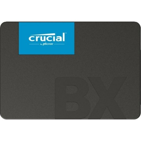 SSD disk 240GB SATA3 Crucial BX500 (CT240BX500SSD1)