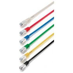 Priključni kabel za mrežo Cat6 UTP 3m oranžen LSZH, Nexans