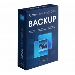 Acronis True Image 2019 standard (5 licenc)