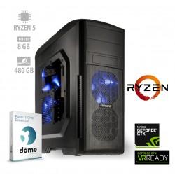 Osebni računalnik ANNI GAMER Advanced / Ryzen 5 2600X / PF7G