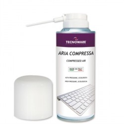 Čistilo Tecnoware kompresiran zrak, 400ml