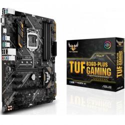 Matična plošča ASUS TUF B360-PLUS, DDR4, LGA1151, ATX