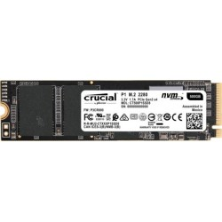 SSD disk 500GB M.2 NVMe CRUCIAL P1, CT500P1SSD8