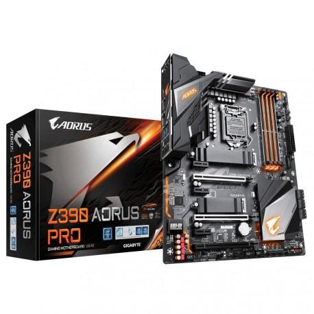 Matična plošča Gigabyte Z390 AORUS PRO, DDR4, LGA1151, ATX