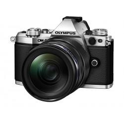 Digitalni fotoaparat OLYMPUS OM-D E-M5 II 12-40mm 1:2.8 srebrn (V207041SE000)