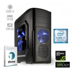 Osebni računalnik ANNI GAMER Extreme / i7-7700K / GTX 1070 / SSD / PF7G