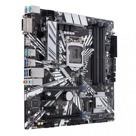 Matična plošča ASUS PRIME Z390M-PLUS, DDR4, LGA1151, mATX