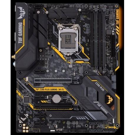 Matična plošča ASUS TUF Z390-PLUS GAMING (WI-FI), DDR4, LGA1151, ATX