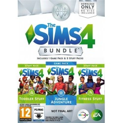 Igra The Sims 4: Bundle Pack 11 (PC)