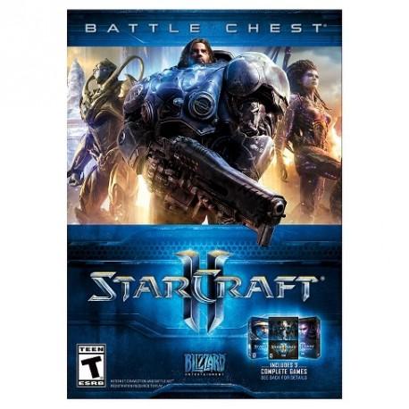 Igra StarCraft II Battle Chest (pc)