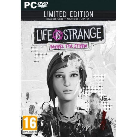 Igra Life is Strange: Before the Storm Limited Edition (PC)
