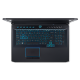 Prenosnik Acer PH517-51-76SW, i7-8750H, 16GB, SSD 256, 1TB, GF1070, W10