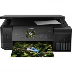 Multifunkcijski tiskalnik EPSON EcoTank ITS L7160 (C11CG15402)