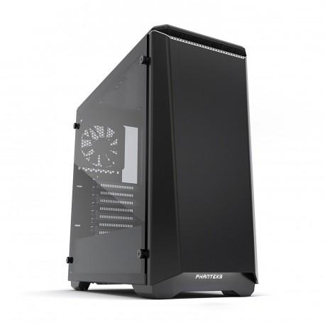 Ohišje ATX PHANTEKS ECLIPSE P400 Tempered Glass, črno/belo (PH-EC416PTG_BW)