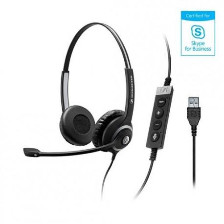 Slušalke Sennheiser SC 260 USB MS II