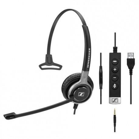 Slušalke Sennheiser SC 635 USB