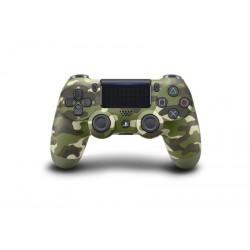 Brezžični igralni plošček za PS4 Dualshock4 V2, Green Camo