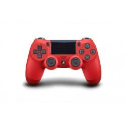 Brezžični igralni plošček za PS4 Dualshock4 V2, rdeč