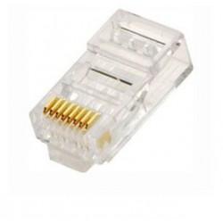 Konektor RJ45 Cat6 za neoklopljeni TP kabel