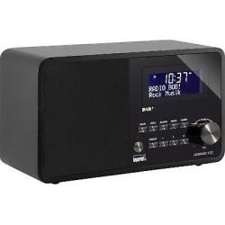 Internetni radio Imperial Dabman 100 DAB/DAB+/UKW, črn