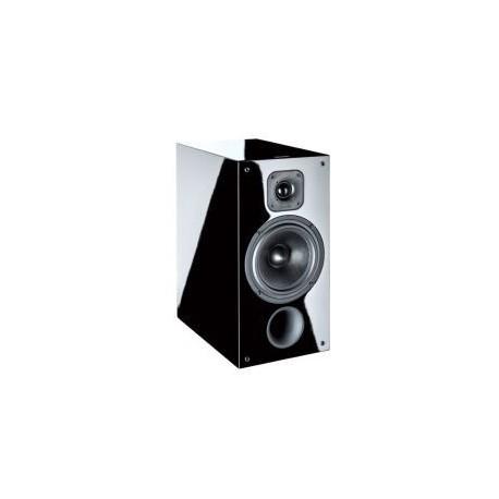 Zvočniki Hi-Fi Indiana Line Diva 262 - par kompaktnih z., svetleča črna barva