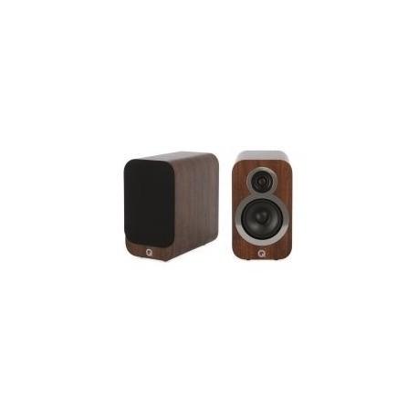 Zvočniki Hi-Fi Q Acoustics 3010i Angleški oreh, Par kompaktnih zvočnikov