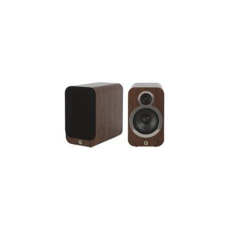Zvočniki Hi-Fi Q Acoustics 3020i Angleški oreh, Par kompaktnih zvočnikov