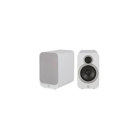 Zvočniki Hi-Fi Q Acoustics 3020i Arktično bela, Par kompaktnih zvočnikov