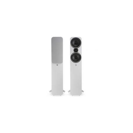 Zvočniki Hi-Fi Q Acoustics 3050i Arktično bela, Par samostoječih zvočnikov