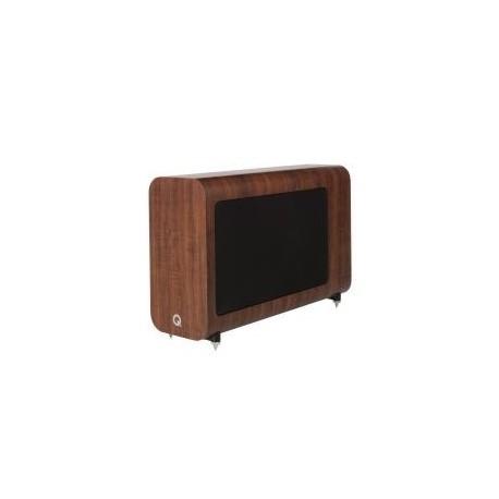 Zvočniki Hi-Fi Q Acoustics 3060S Angleški oreh, aktivni nizkotonski zvočnik