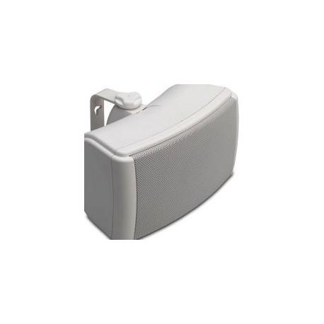 Zvočniki Hi-Fi Q Acoustics QI 65EW, Zunanji stenski zvočnik - Bela barva