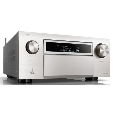 AV receiver Denon AVC-X8500H, srebrn
