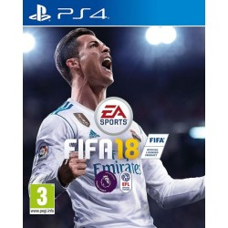 Igra za Play Station 4 FIFA 18 Standard edition