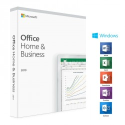 FPP Microsoft Office Home&Business 2019, PC/MAC, angleški (T5D-03216)