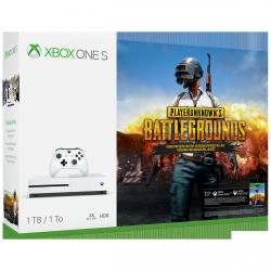Igralna konzola Microsoft Xbox One S 1TB + Playerunknown Battlegrounds