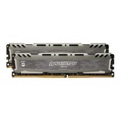 Pomnilnik DDR4 16GB (2x8GB) 3000 Crucial BX Sport LT, BLS2K8G4D30BESBK