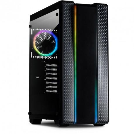 Ohišje ATX INTER-TECH S-3901 Impulse RGB