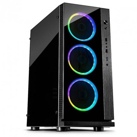 Ohišje ATX INTER-TECH W-III RGB