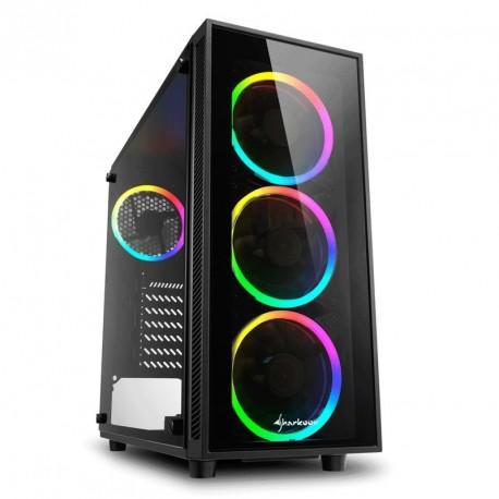 Ohišje ATX SHARKOON TG4 RGB