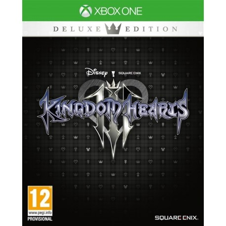 Igra Kingdom Hearts III - Deluxe Edition(Xone)