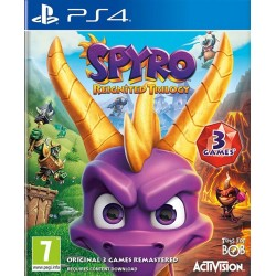 Igra Spyro Reignited Trilogy (PS4)