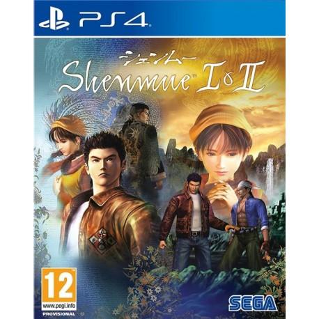 Igra Shenmue I & II (PS4)
