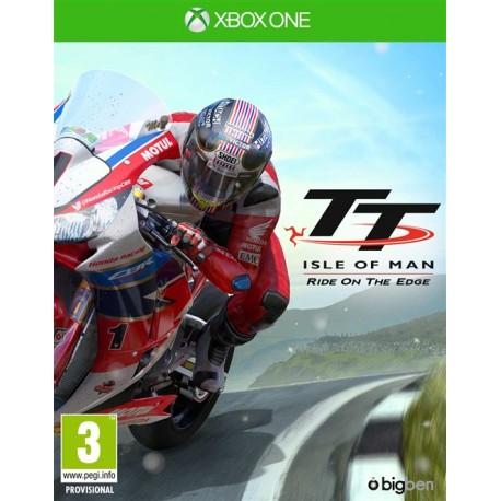 Igra TT Isle of Man (Xbox One)